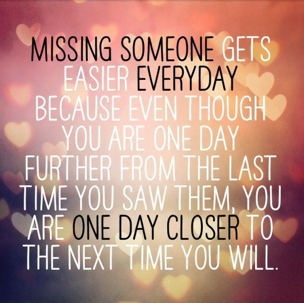 Missing Quotes : Missing Quote Long Distance Relationship