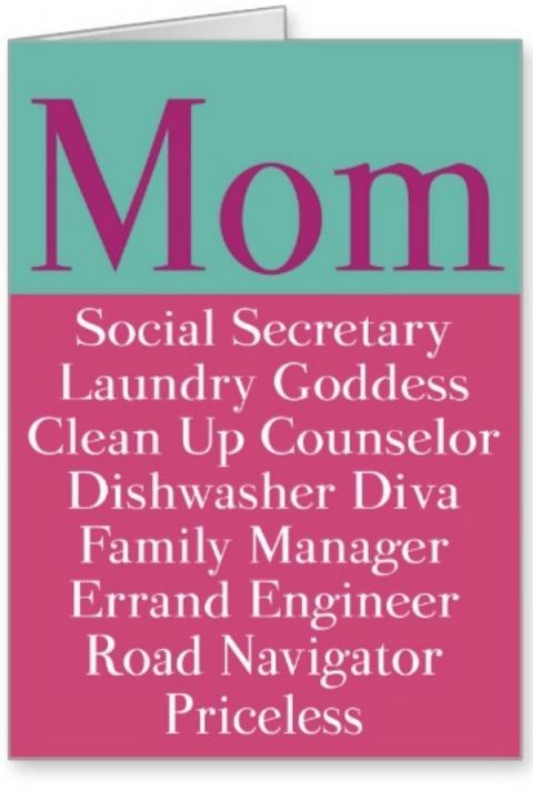 Mother\'s Day Quotes : Funny Mother\'s Day Cards That Will ...