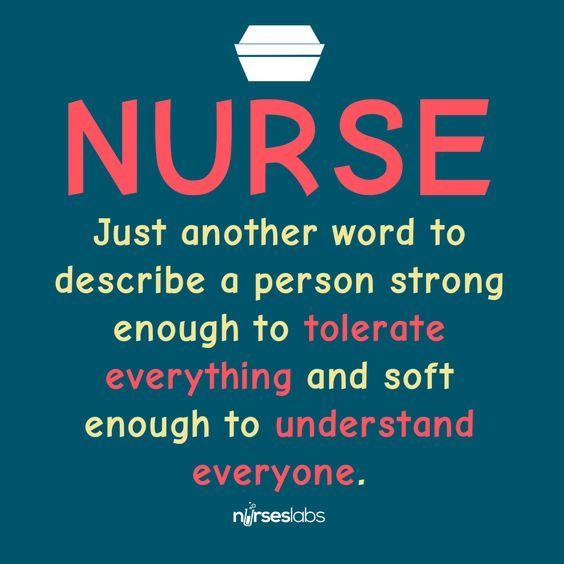 As The Quote Says Description  Hilarious Nursing