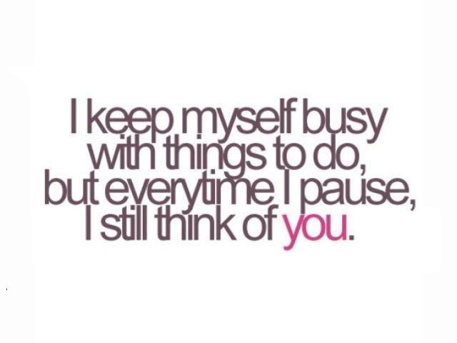 Missing Quotes : Thinking of you Quotes | When you are ...