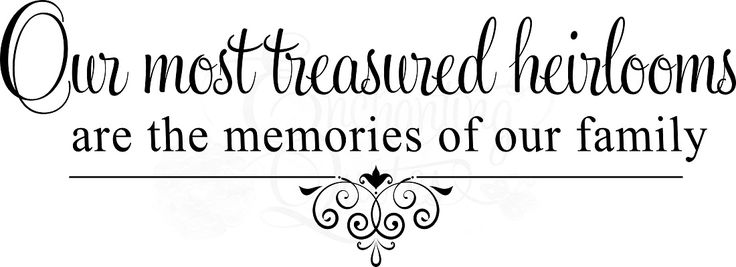 Quote About Wedding Inspirational Quotes Family Memories Family