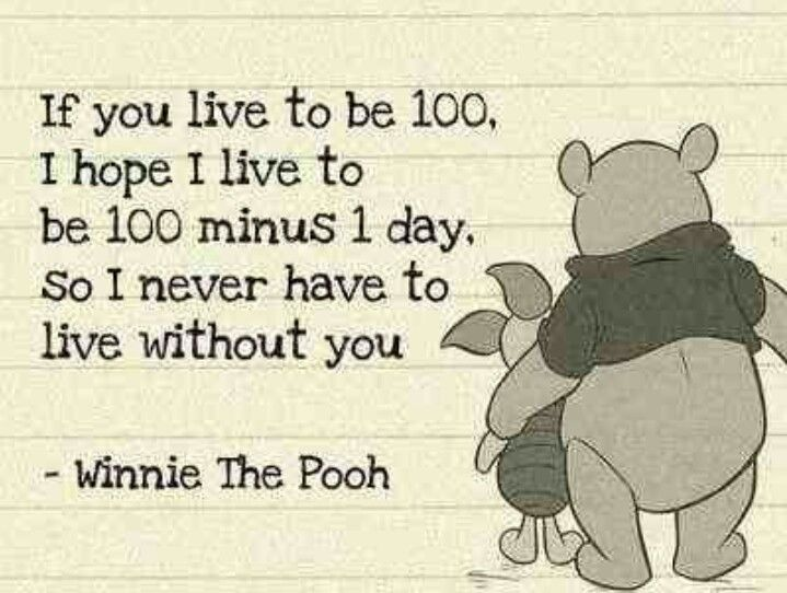 Quote About Wedding : Pooh piglet love quote – OMG Quotes ...