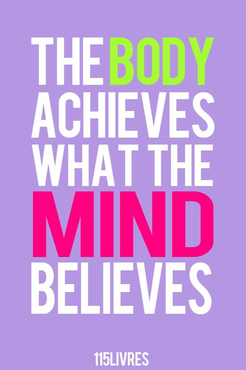 Best Health And Fitness Quotes The Power Of The Mind Truth