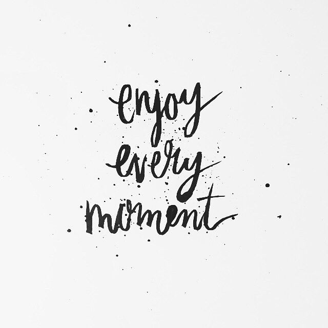 Holidays Enjoy Every Moment Omg Quotes Your Daily