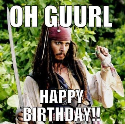 Best Birthday Quotes : birthday memes for her funny happy – OMG ... #birthdayCoffee