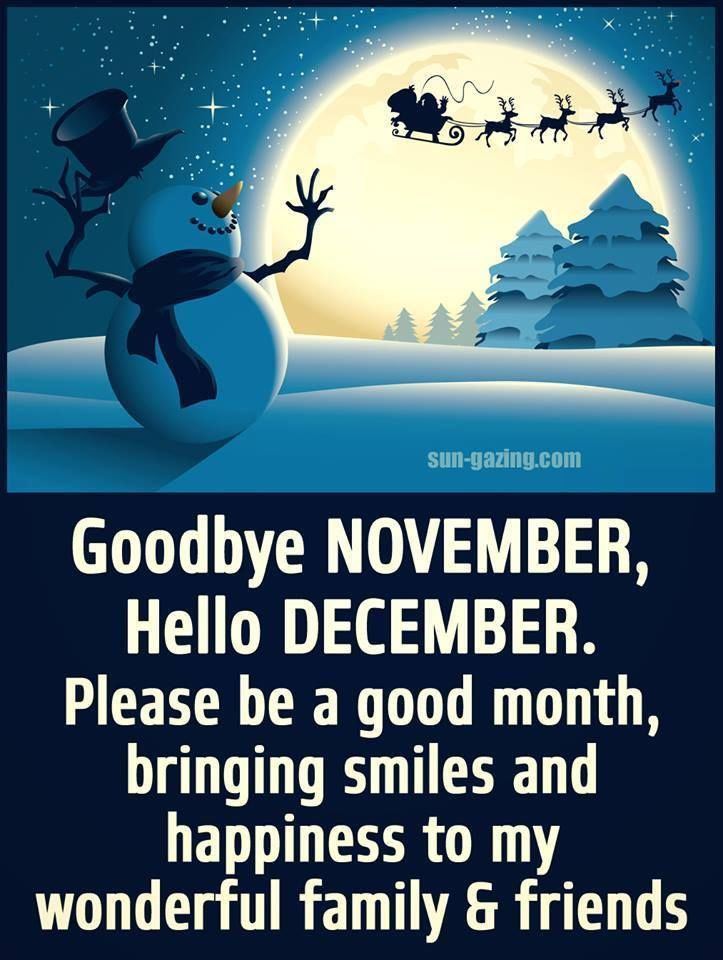 hello good month goodbye hello