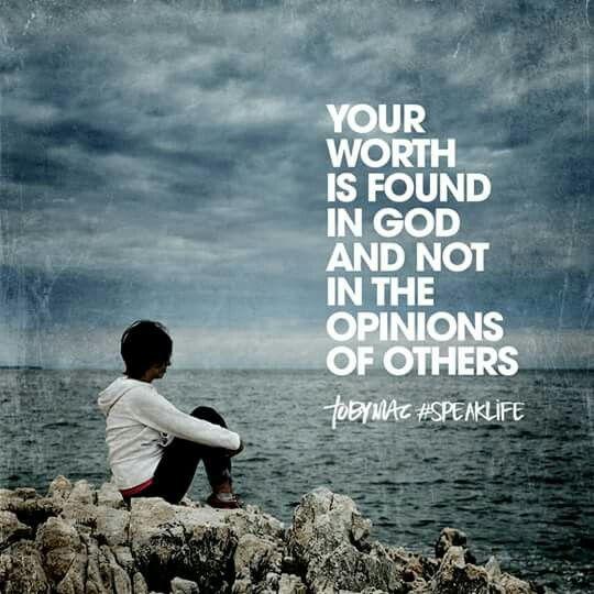 Life Quotes & Inspiration : TobyMac Speak Life