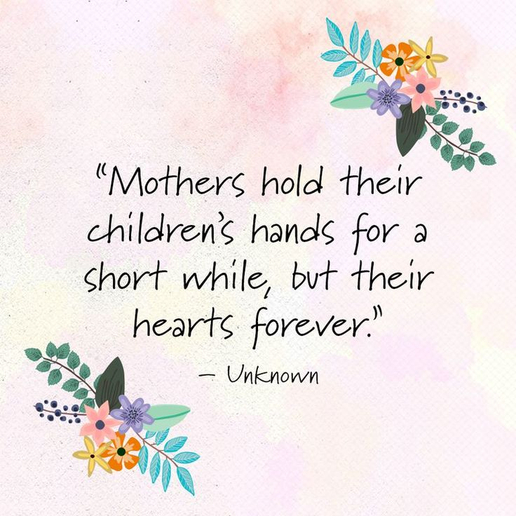 Mother's Day Quotes : 11 Mother's Day Poems and Quotes That