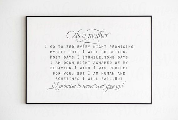 Free She always makes sure that nothing is wrong in her child's world irrespective of the hardships she may have to face. Mother S Day Quotes Svg Files As A Mother Svg Mom Svg Mother S Day Quote Mom Quote Love Svg I Promise To Never Ever Give Up Saying Svg Omg Quotes SVG, PNG, EPS, DXF File