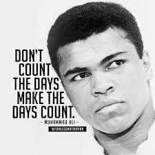 Celebrity Quotes : 30 inspirational quotes by Muhammad Ali ...