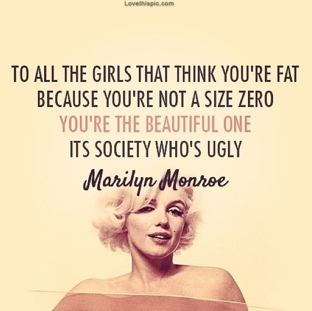 Celebrity Quotes Society Is Ugly Celebrities Quote Celebrity