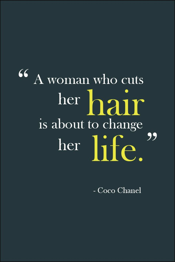Celebrity Quotes  Hair Quotes Motivation for a Good Hair