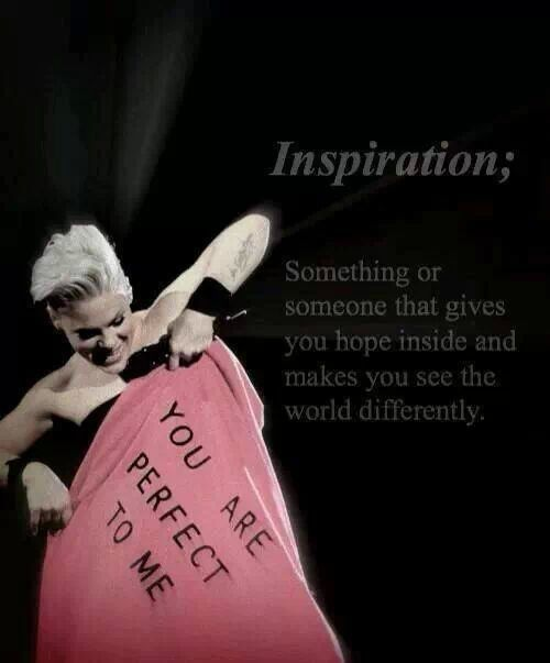 Celebrity Quotes : p!nk quotes – OMG Quotes | Your daily ...